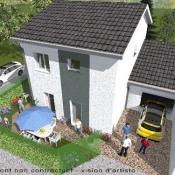 Maison 5 pièces + Terrain Saint-Genis-les-Ollières