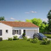 Maison 4 pièces + Terrain Belleville-sur-Vie