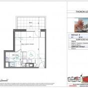 Vente appartement Thonon les bains 136000€ - Photo 2