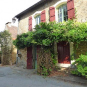 Baneuil, Stone house 4 rooms, 72 m2