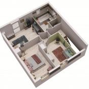 Maison 4 pièces + Terrain Villiers-le-Bel