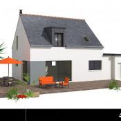 Maison 4 pièces + Terrain Kervignac
