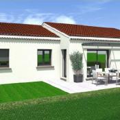 Maison 4 pièces + Terrain Charmes-sur-Rhône