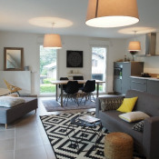Grenoble, Appartement 4 pièces, 95 m2