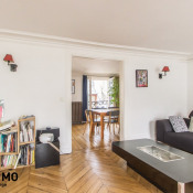 Paris 9ème, Appartement 4 pièces, 82 m2