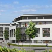 Tarnos, Appartement 3 pièces, 59,65 m2
