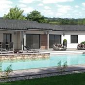 Maison 5 pièces + Terrain Saint Jean d'Illac
