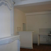 Thiers, Appartement 3 Vertrekken, 61 m2