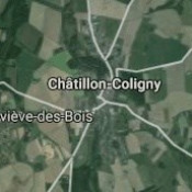 Terrain 1800 m² Châtillon-Coligny (45230)