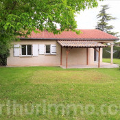 Rental house / villa St lattier 895€ CC - Picture 3