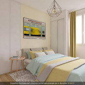 Biarritz, Appartement 3 pièces, 82 m2