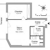 location Appartement 2 pièces Vandoeuvre les Nancy