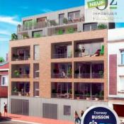 vente Appartement 3 pièces Marcq en Baoeul