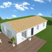 Terrain 600 m² Hostens (33125)