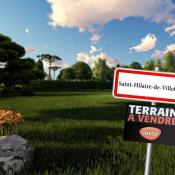 Terrain 577 m² Saint-Hilaire-de-Villefranche (17770)