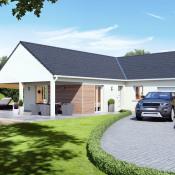 Maison avec terrain Sevrey 90 m²