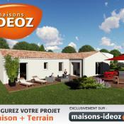 Maison 6 pièces + Terrain Le Perrier