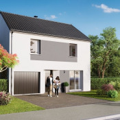 Maison 4 pièces + Terrain Nanteuil-Lès-Meaux