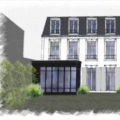 Asnières sur Seine, Residence 8 rooms, 310 m2