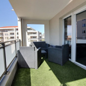 Marseille 13ème, квартирa 3 комнаты, 66,3 m2