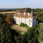 Agen, Chateau 25 rooms, 1525 m2