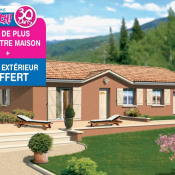 Maison 4 pièces + Terrain Saint-Julien-sur-Veyle