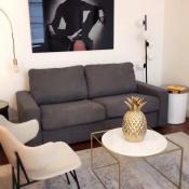 Paris 7ème, Appartement 2 pièces, 48 m2