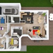 vente Maison / Villa 5 pièces Saint-Genès-du-Retz