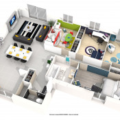 Maison 6 pièces + Terrain Veneux-les-Sablons