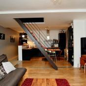 Colombes, Duplex 3 pièces, 74,43 m2