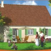 Maison 4 pièces + Terrain Bailleau-le-Pin
