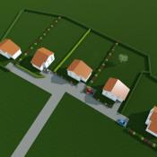 Maison 5 pièces + Terrain Brenthonne
