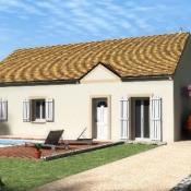 Maison avec terrain Balloy 90 m²