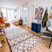 Clichy, Appartement 3 pièces, 54 m2