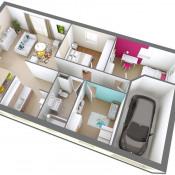Maison 4 pièces + Terrain Santeny