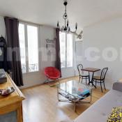 Paris 11ème, Appartement 2 pièces, 34 m2