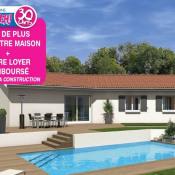 Maison 4 pièces + Terrain La Chapelle-de-Guinchay