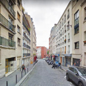 Paris 18ème, квартирa 3 комнаты, 63 m2