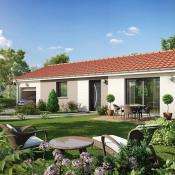 Maison 4 pièces + Terrain Chatuzange-le-Goubet