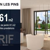 vente Appartement 3 pièces Juan-les-Pins