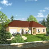 Terrain 853 m² Izeure (21110)