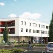 Aulnoy lez Valenciennes, Appartement 2 pièces, 42,58 m2
