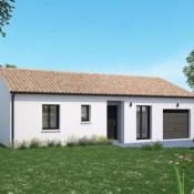 Maison 3 pièces + Terrain Montamisé