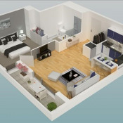 Vente appartement Dieppe 150000€ - Photo 5