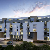 Montpellier, Studio, 31,4 m2