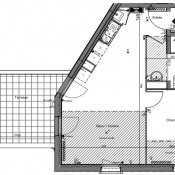 Le Havre, квартирa 2 комнаты, 44,8 m2