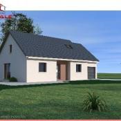 Maison 4 pièces + Terrain Charnay