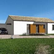 Maison avec terrain La Séguinière 77 m²