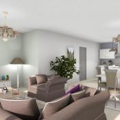 Albertville, Appartement 4 pièces, 121,23 m2