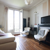 Rental apartment Levallois-perret 1 165€ CC - Picture 1